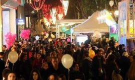 La Shopping Night de Barcelona / EFE