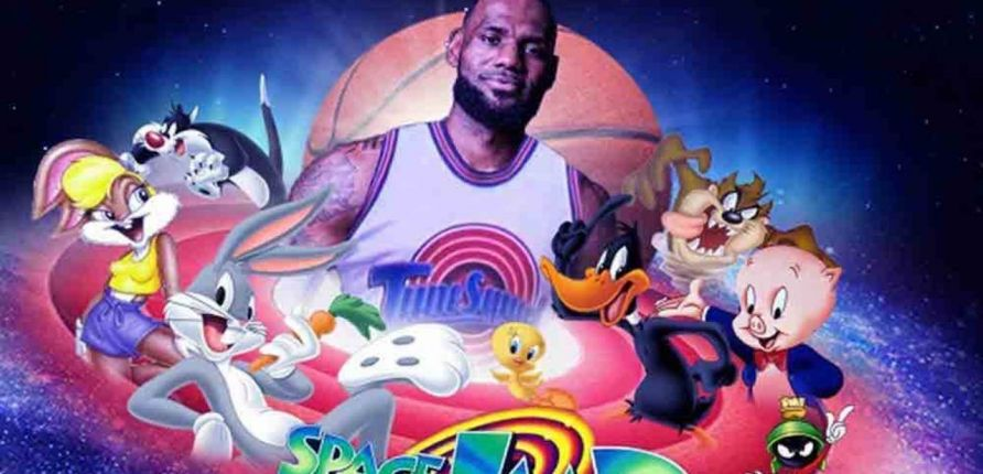 Space Jam 2. A New Legacy