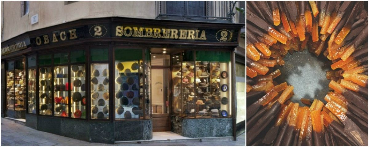 Barcelona shopping tour / OBACH Y BE CHOCOLATE