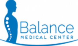 Logo del centro Balance Medical Center