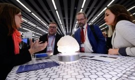El grafeno fue protagonista del Mobile World Congress / GRAPHENE FLAGSHIP