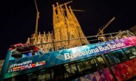 Barcelona Night Tour en el Bus Turístico | EUROPA PRESS