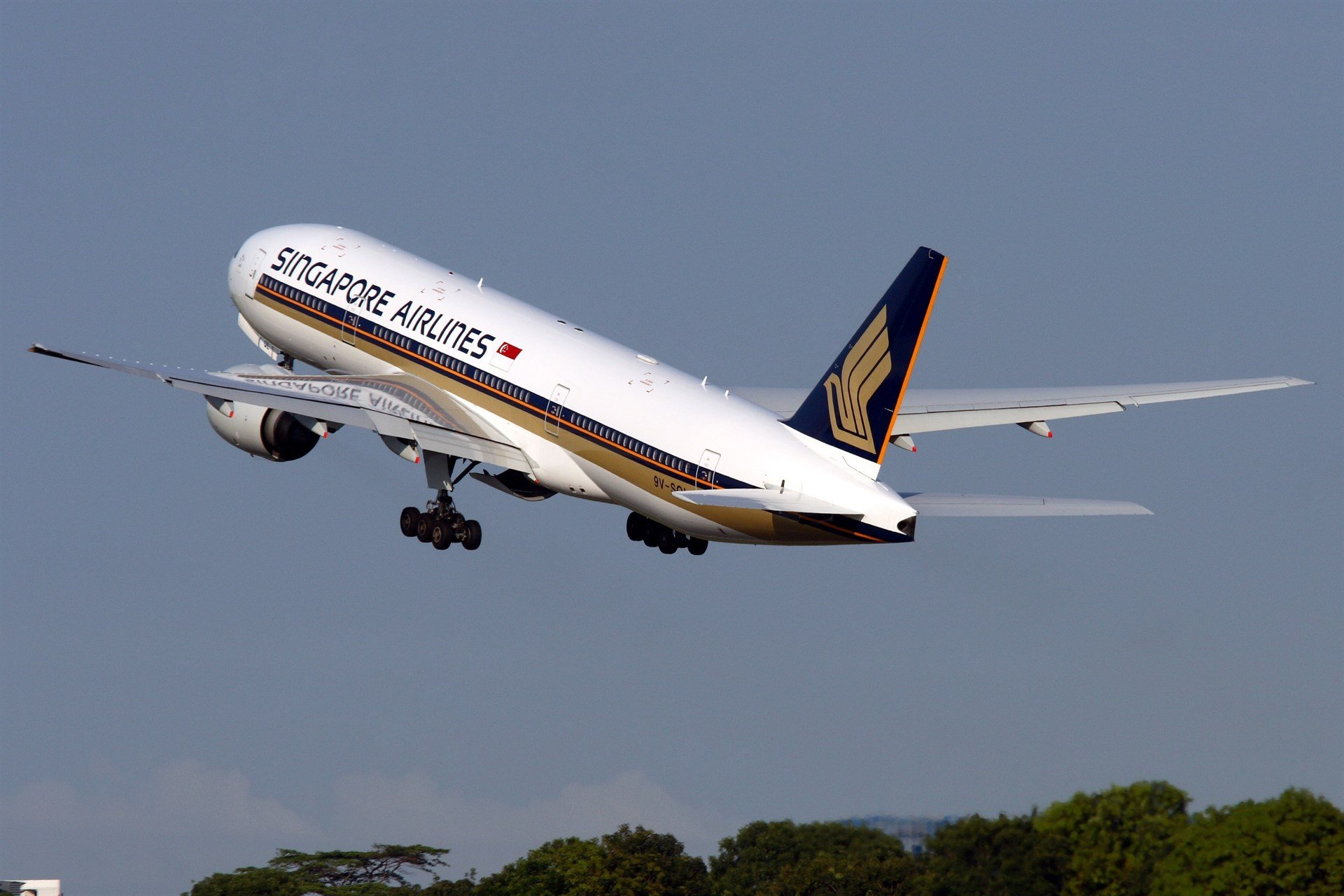 Airbus A350-900 de Singapore Airlines / EUROPA PRESS