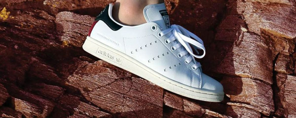Modelo de Stan Smith por Stella McCartney