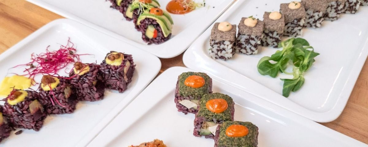 Sushis del Roots&Rolls