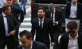 Messi, en una foto de archivo / EUROPA PRESS