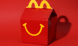 'Happy meal' vegetariano