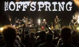 The Offspring llevarán su potente directo a Barcelona
