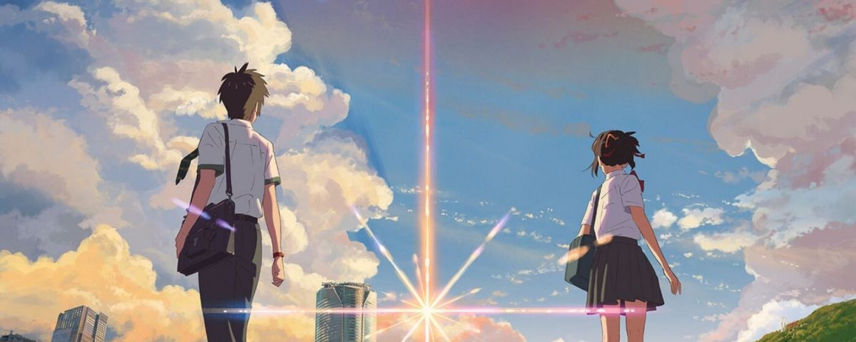 "Clip de la película ""Your Name'"