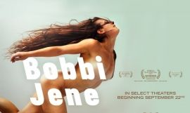 Cartel del documental 'Bobbi Jene' / CREATIVE EUROPE MEDIA