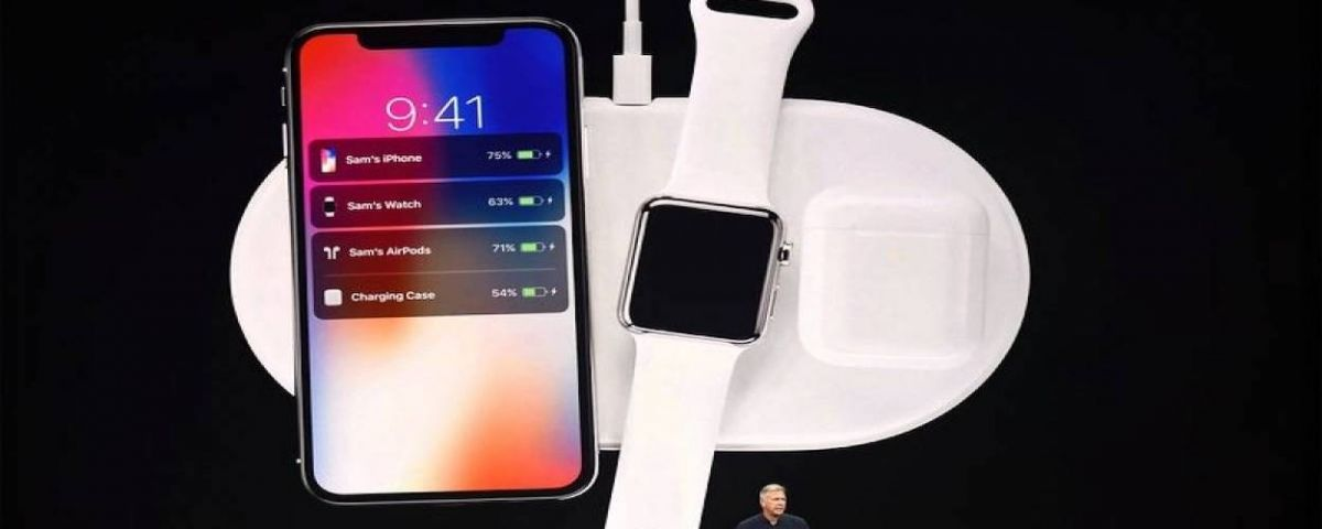 AirPower cargando los Airpods, Apple Watch y el iPhone / YOUTUBE