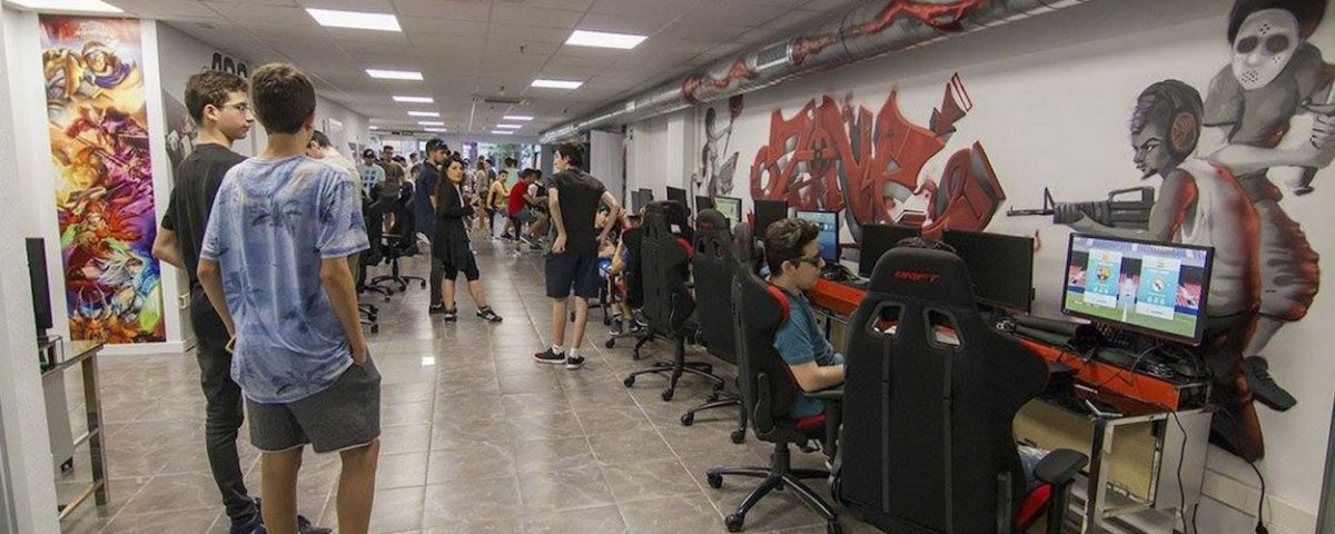 Elite Gaming: el local donde se entrenan los gamers de Barcelona / ELITE GAMING CENTER