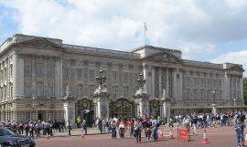 Buckingham Palace de Londres / WIKI