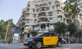 Flexibilizar el taxi tendría una gran repercusión en Barcelona / EUROPA PRESS