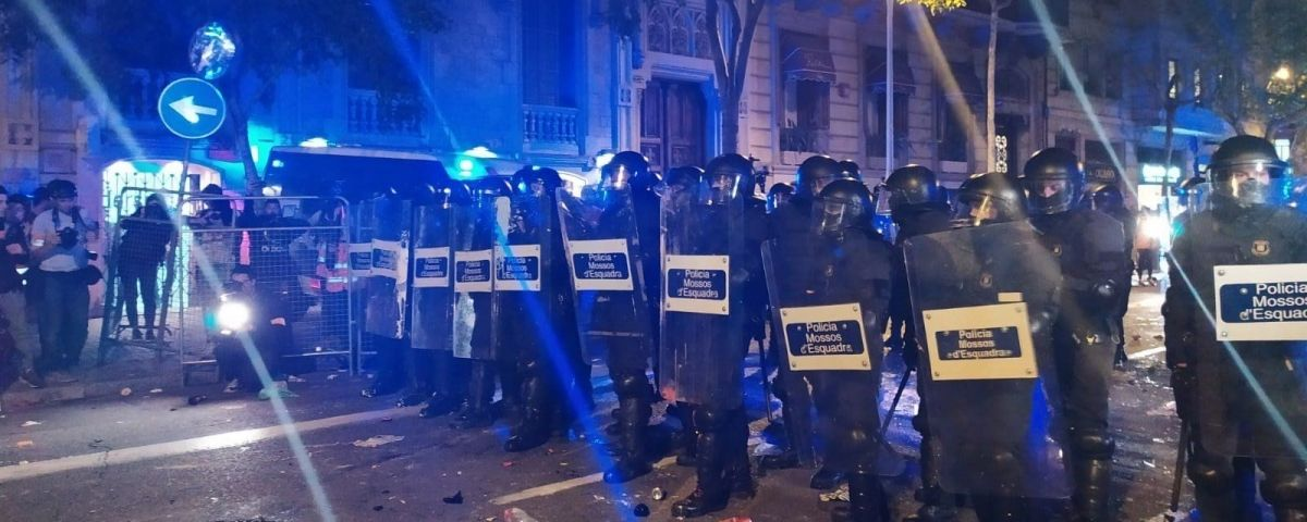 Sindicatos de Mossos cargan contra Buch / EUROPA PRESS