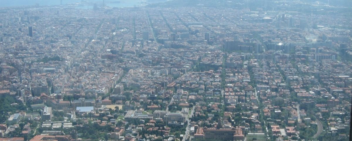 Contaminación en Barcelona / EUROPA PRESS