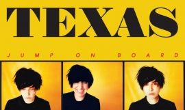 Portada del disco 'Jump on Board' del grupo Texas que actuará en Barcelona