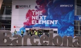 Exterior del Mobile World Congress de Barcelona / EFE