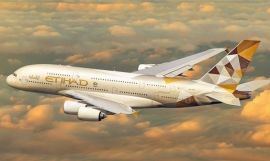 Un avión de Etihad Airways / ETHIHAD AIRWAYS