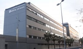 Foto de archivo del Hospital Universitario Dexeus / WIKIPEDIA