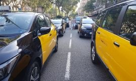 Taxis en Barcelona / EUROPA PRESS