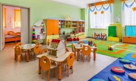 Interior de una guardería infantil / ARCHIVO