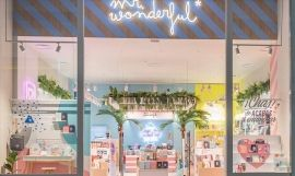 Tienda exterior de Mr. Wonderful