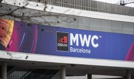 Exterior del pabellón del evento Mobile World Congress en Barcelona / EUROPA PRESS