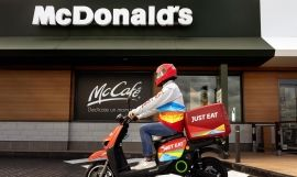 McDonald's se alía con Just Eat / JUST EAT